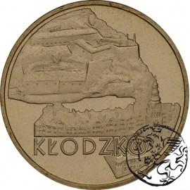 III RP, 2 złote, 2007, Kłodzko