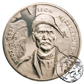 III RP, 2 złote, 2007, Leon Wyczółkowski