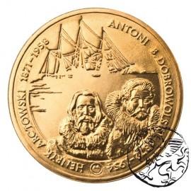 III RP, 2 złote, 2007, Arctowski, Dobrowolski