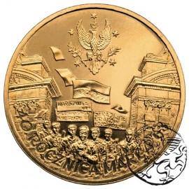 III RP, 2 złote, 2005, Marzec 1968
