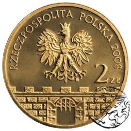 III RP, 2 złote, 2008, Łowicz