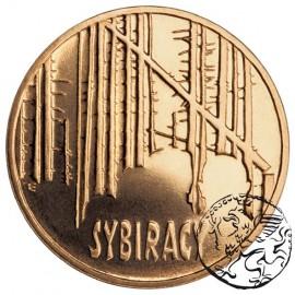III RP, 2 złote, 2008, Sybiracy