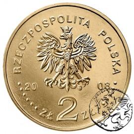 III RP, 2 złote, 2008, Getto Warszawskie