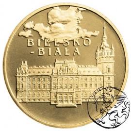 III RP, 2 złote, 2008, Bielsko - Biała