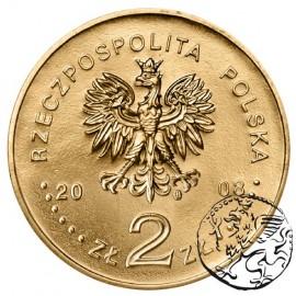 III RP, 2 złote, 2008, Odzyskanie niepodległości