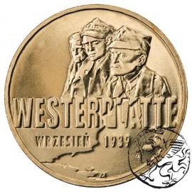 III RP, 2 złote, 2009, Wrzesień 1939