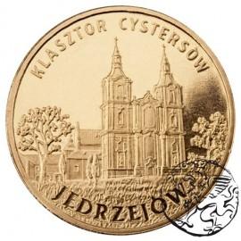 III RP, 2 złote, 2009, Jędrzejów