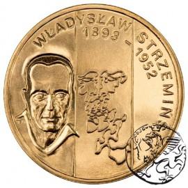 III RP, 2 złote, 2009, Władysław Strzemiński