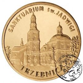 III RP, 2 złote, 2009, Trzebnica