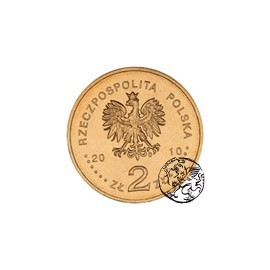 III RP, 2 złote, 2009, 65. rocznica oswobodzenia Auschwitz