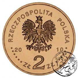 III RP, 2 złote, 2010, Szwoleżer Gwardii Cesarza Napoleona