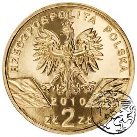 III RP, 2 złote, 2010, Podkowiec Mały