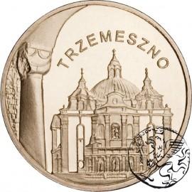 III RP, 2 złote, 2010, Trzemeszno