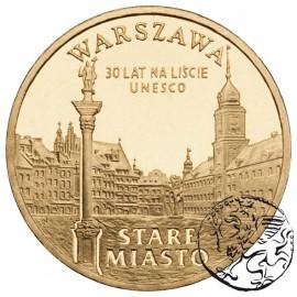 III RP, 2 złote, 2010, Warszawa - Stare Miasto