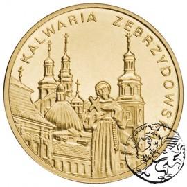 III RP, 2 złote, 2010, Kalwaria Zebrzydowska