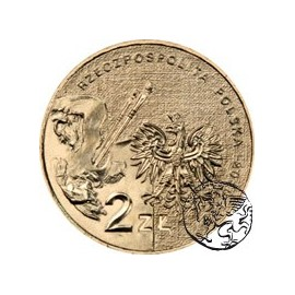 III RP, 2 złote, 2010, Artur Grottger