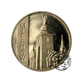 III RP, 2 złote, 2010, Miechów