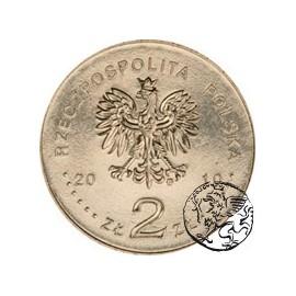 III RP, 2 złote, 2010, Krzeszów