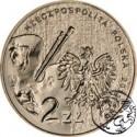 III RP, 2 złote, 2011, Zofia Stryjeńska