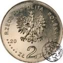 III RP, 2 złote, 2011, Smoleńsk - pamięci ofiar