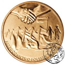 III RP, 2 złote, 2011, Przewodnictwo w UE