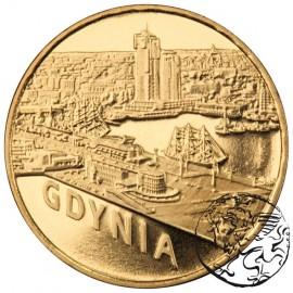 III RP, 2 złote, 2011, Gdynia