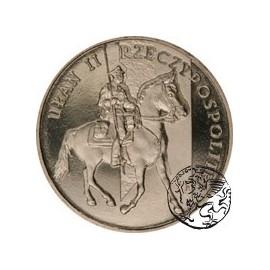 III RP, 2 złote, 2011, Ułan II RP
