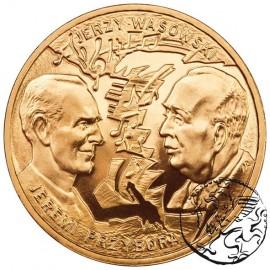 III RP, 2 złote, 2011, J. Przybora, J. Wasowski