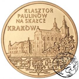 III RP, 2 złote, 2011, Kraków - klasztor paulinów
