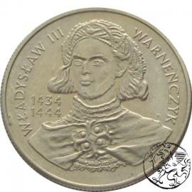 III RP, 10000 złotych, 1992, Władysław Warneńczyk