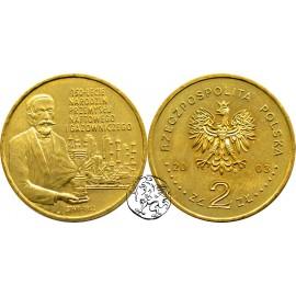 III RP, 2 złote, 2003, Przemysł naftowy i gazowniczy