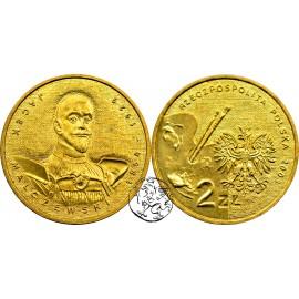III RP, 2 złote, 2003, Jacek Malczewski
