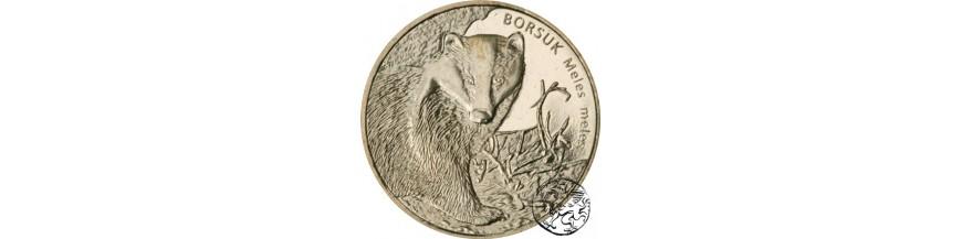 Monety 2 zł 2011