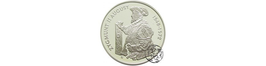 Monety 10 i 20 zł 1996