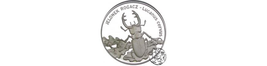 Monety 10 i 20 zł 1997