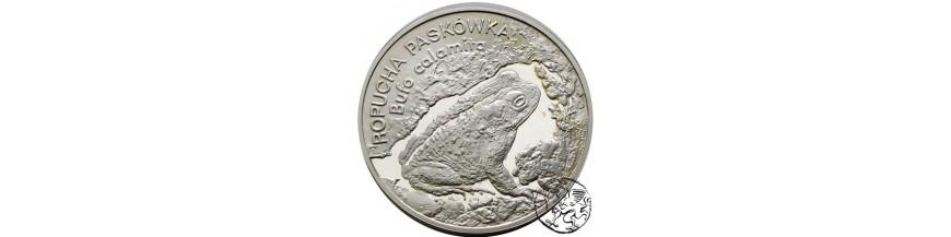 Monety 10 i 20 zł 1998
