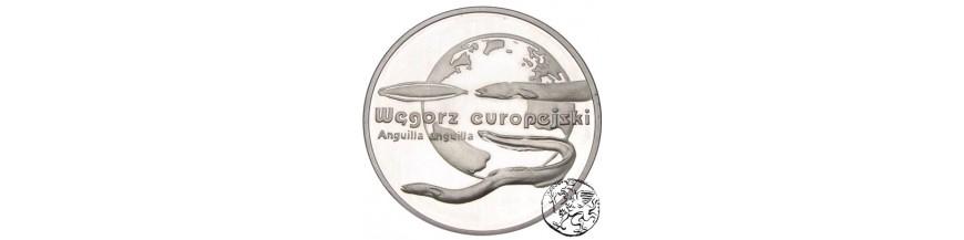 Monety 10 i 20 zł 2003