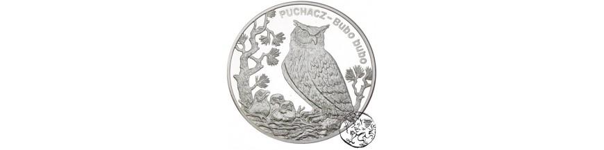 Monety 10 i 20 zł 2005