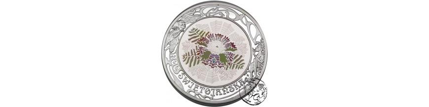 Monety 10 i 20 zł 2006