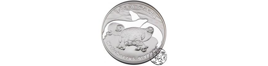 Monety 10 i 20 zł 2007