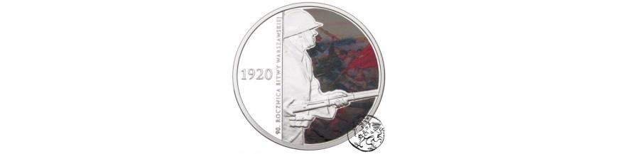 Monety 10 i 20 zł 2010