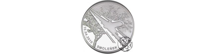 Monety 10 i 20 zł 2011