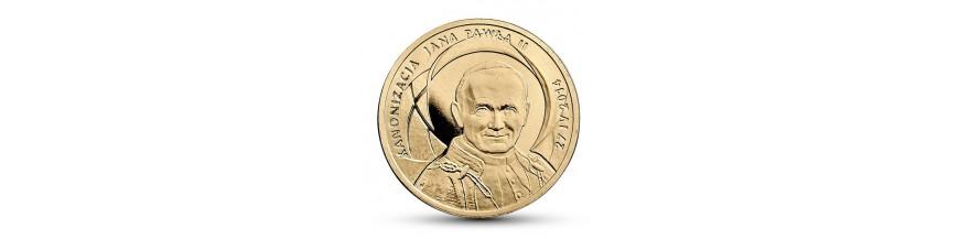 Monety 2 zł 2014