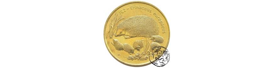 Monety 2 złote okolicznościowe