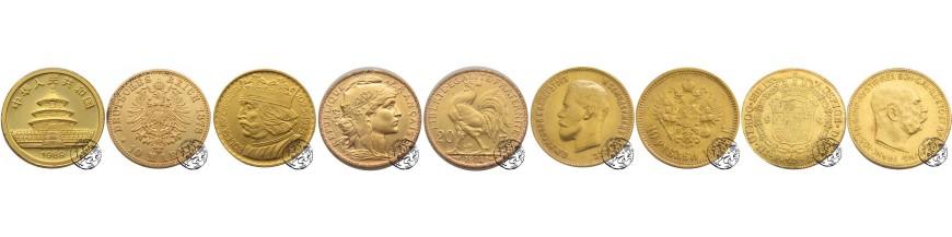 Skup monet i kruszców
