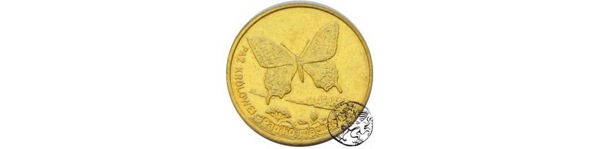 Monety 2 zł 2001