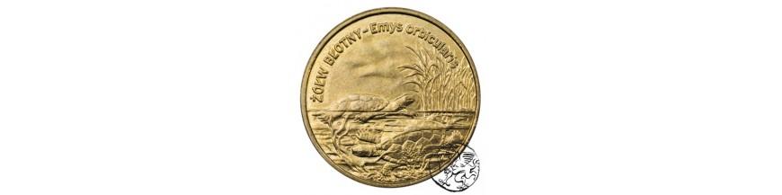 Monety 2 zł 2002
