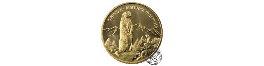 Monety 2 zł 2006