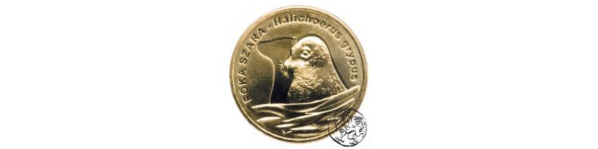 Monety 2 zł 2007